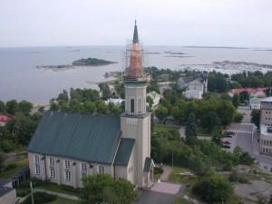 Hangon kirkko